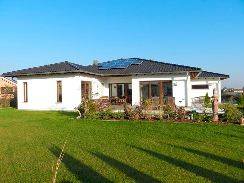 Einfamilienhaus Bungalow Parkstetten