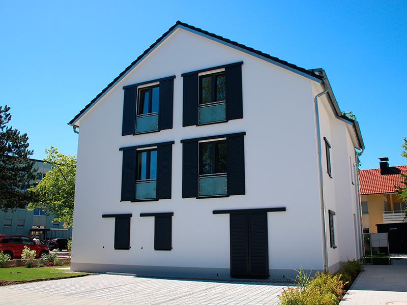 Mehrfamilienhaus Regensburg
