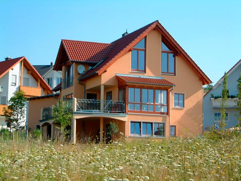 Einfamilienhaus mit Steildach Bad Abbach