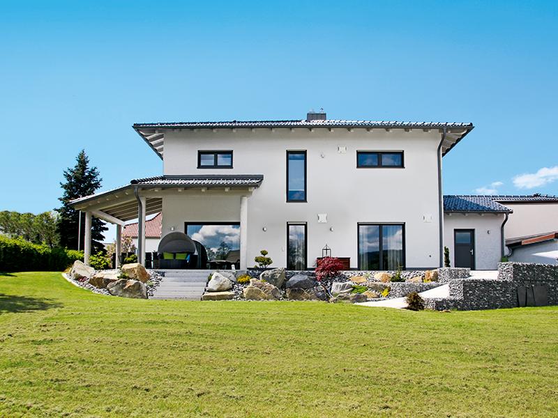modernes Einfamilienhaus Schwarzach