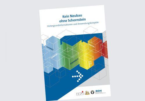 Titelbild Broschüre Kein Neubau ohne Schornstein